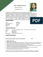 Curriculum Vitae- Koraly Guerrero Avalos (1)