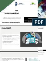 Centros por área de responsabilidad gastos discrecionales.pptx
