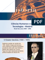 3- Brasil Dos Anos 1930 – 1945-Convertido