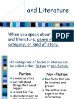 Genres and Literature.ppt