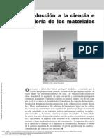 Fundamentos de La Ciencia e Ingeniería de Material... ---- (Capítulo 1. Introducción a La Ciencia e Ingeniería de Los Materiales)