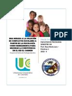 Proyecto de Prácticas Educativas - David Urrea 2018