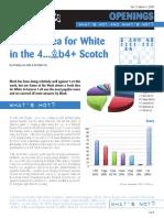 A Fresh Idea for White in Scotch