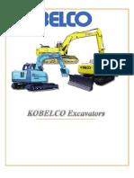 Replacement Kobelco Seal Kits