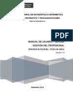 Manual de Usuario - SERUMS - Gestión del Profesional.pdf