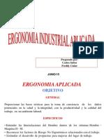 Ergonomia Basica - 2015