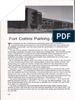 Fort Collins Parking Structure