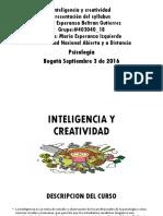 Inteligencia y Creatividad (1)