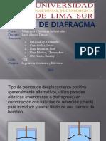 Bomba de Diafragma