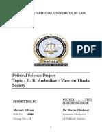 Ambedkar and Hinduism