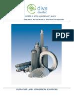 Metallic Filration Solutions