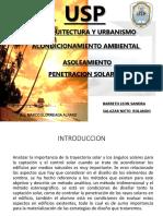 Monografia Penetracion Solar