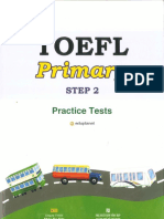 TOEFL Primary Practice TESTS