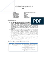 Rpp Kimia Kelas Xii Reaksi Redoks Kd.3.3