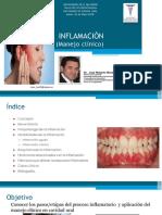 Proceso Inflamatorio en Cavidad Oral