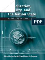 [SUNY Series in Global Politics] Ersel Aydinli, James N. Rosenau - Globalization, Security, And The Nation-State_ Paradigms In Transition (2005, State University of New York Press).pdf