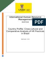 HR Practices in Brazil