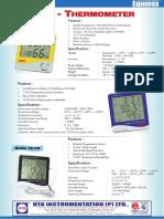 EQ 308 309 310 Hygro Thermometer 5