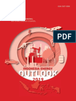 Content Indonesia Energy Outlook 2019 English Version
