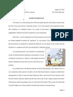 PSU MaEd-EM-Legal Basis Final Requirement