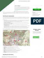 How to Read Topographic Maps - TopoZone