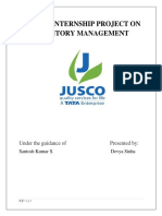 Inventory management of JUSCO.docx
