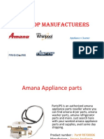 PartsIPS - Appliance Parts and Supplies