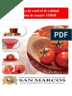 Guia Pasta de Tomate