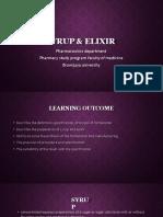 3. Syrup & Elixir.pptx