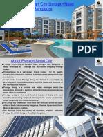 Prestige Smart City Bangalore