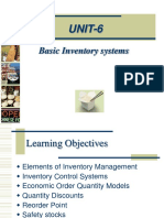 module-5  Inventory Models.ppt