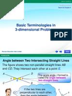 3D trigonometry problem