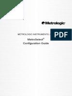 Metro Select Config