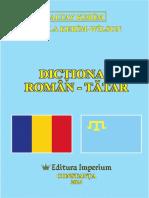 Dicționar Român-Tătar de Altay Kerim & Leyla Kerim-Wilson