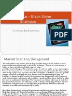 Case Study Dabur Vatika Black Shine