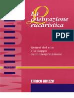 Enrico Mazza-La celebrazione eucaristica