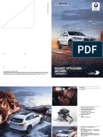 The BMW X1- Brochure