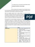 Copia de Sociología Funcionalista y Comunicología