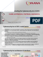 Cybersecurity Act Reference-model 1.1