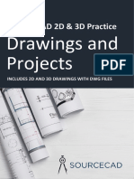 Autocad Design for Practice