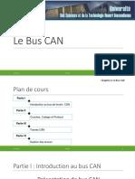 Chapitre 2 Le Bus CAN