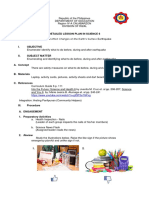 Demonstration Teaching in Science 6