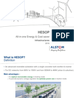 HESOP. All-In-One Energy & Cost Saver. Infrastructures