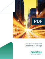 Manufacturing the IoT