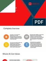Company Profile Leospower