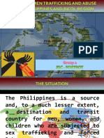 Overview of Human Trafficking in the Philippines