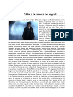 Harry Potter e la camera dei segreti (TRAMA)