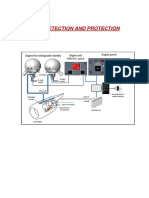 Protección contra incendios en aeronaves.