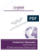 Communitymanagergestindecomunidadesvirtuales Aercopsm 130107084634 Phpapp01