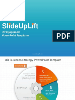 3D Infographic PowerPoint Template